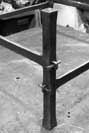 organic wrought iron table