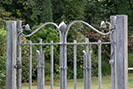 Arts and Crafts inspired gates and railings